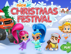 Nick Jr Festivalul de Craciun