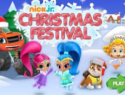 Nick Jr Festivalul de Craciun