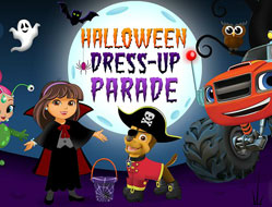 Nick Jr Parada de Halloween
