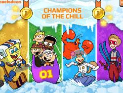 Nickelodeon Campioni la Hockei