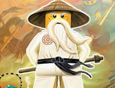 Ninjago Arta Spinjutsu