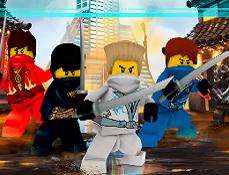 Ninjago Rebooted 3D