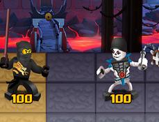 Ninjago Smash DX