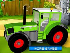 Parcheaza Super Tractorul