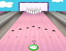 Peppa Bowling