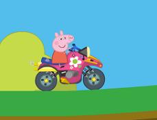 Peppa cu ATV