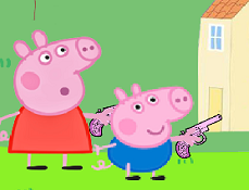 Peppa si George si Invazia Extraterestra