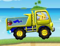 Pikachu cu Camionul