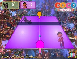 Ping Pong cu Coco