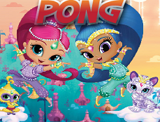 Ping Pong cu Shimmer si Shine