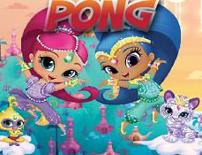Ping Pong cu Shimmer si Shine