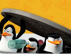 Pinguinii din Madagascar Spioni