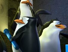 Pinguinii din Madagascar si Comoara