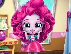 Pinkie Pie Curatenie in Camera