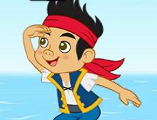 Piratul Jake la Scoala