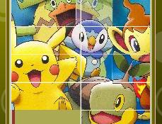 Pokemon Puzzle cu Dubluri