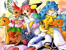 Pokemon cu Litere Ascunse