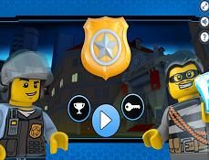 Politisti si Hoti Lego