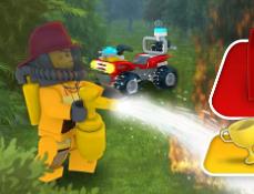 Pompieri Lego City