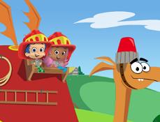 Pompierii Baloane si Guppy