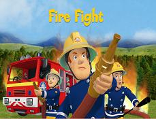 Pompierul Sam Lupta cu Focul