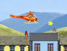 Pompierul Sam cu Elicopterul