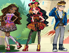 Povestea ta Ever After High