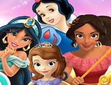 Printesele Disney Chestionar