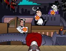 Pumnul lui Batman