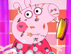 Purcelusa Peppa Messy