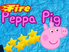 Purcelusa Peppa cu Tunul