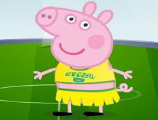 Purcelusa Peppa la Cupa Mondiala