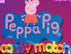 Purcelusa Peppa si Dulciurile