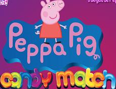 Purcelusa Peppa si Dulciurile