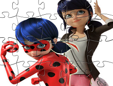 Puzzle Jigsaw cu Buburuza