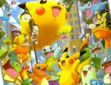 Puzzle Rotativ cu Pokemon