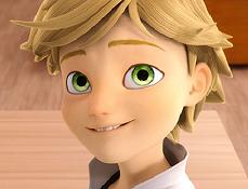 Puzzle cu Adrien