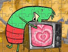 Puzzle cu Capusele si Catapultele Iubarete