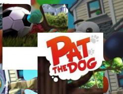 Puzzle cu Catelul Pat