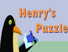 Puzzle cu Henry