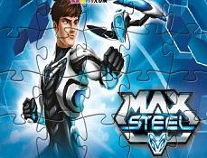 Puzzle cu Max Steel