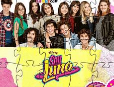 Puzzle cu Soy Luna 2