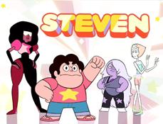 Puzzle cu Steven Universe