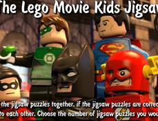 Puzzle cu Super Eroii Lego