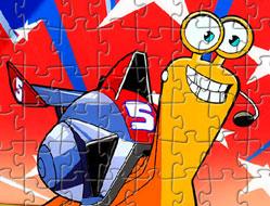Puzzle cu Turbo Fast