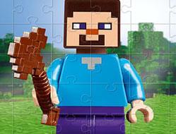 Puzzle-uri Minecraft