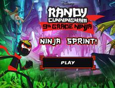 Randy Cunningham Baiatul Ninja in Fuga 3D