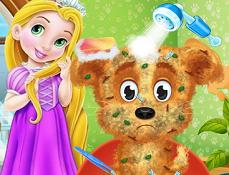 Rapunzel Adopta Catelul