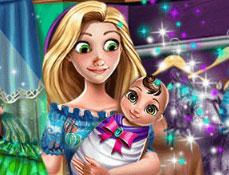 Rapunzel e Mamica