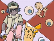 Repara Imaginea cu Pokemon